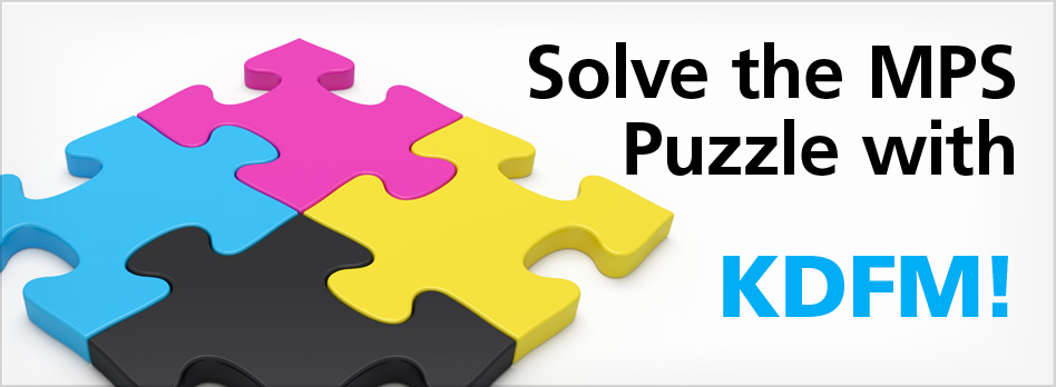Solve the MPS Puzzle with KDFM