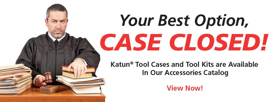 Accessories Case Banner